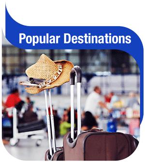 Popular Destinations